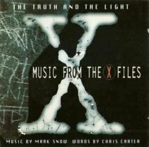 MARK-SNOW-the-truth-and-the-light-music-from-the-x-files-CD-album-soundtrack