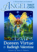 Angel Tarot Cards Deck - 78 Cards  Guidebook By Doreen Virtue - Hay House