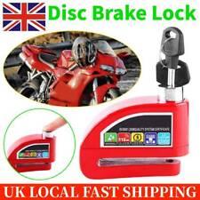 FD-Moto LK303 Motorbike Motorcycle Disc Lock Alarm Brake Scooter Bike Anti Theft
