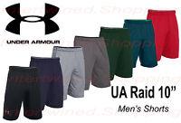 "Under Armour UA 1253527 Raid Short 10"" Inseam / Men's Shorts / New / 5 OZ"