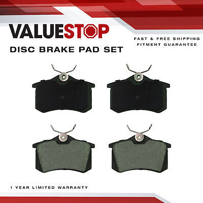 Disc Brake Pad Set Rear VALUESTOP VSD1057 Fits Chrysler 300C Dodge Magnum RWD
