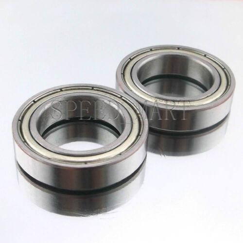 50mm*65mm*7mm 2PCS 6810ZZ Deep Groove Metal Double Shielded Ball Bearing