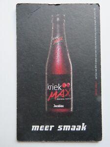 Grand Bière Dessous De Verre ~ ~ Bockor Jacobins Kriek  Tlsprai9-07223725-705209432