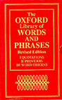 The Oxford Library of Words and Phrases:  Concise Oxford Dictionary of Proverbs ,  Concise Oxford Dictionary of Quotations  and  Concise Oxford Dictionary of Word Origins by Oxford University Press (Hardback, 1998)