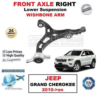 FOR JEEP GRAND CHEROKEE WH COMMANDER FRONT RIGHT LOWER SUSPENSION WISHBONE ARM