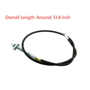 Replacement Front Drum Brake Cable for Dirtbikes Compatible With Yamaha PW50 Y-Zinger 50 PW 50 PY50#72