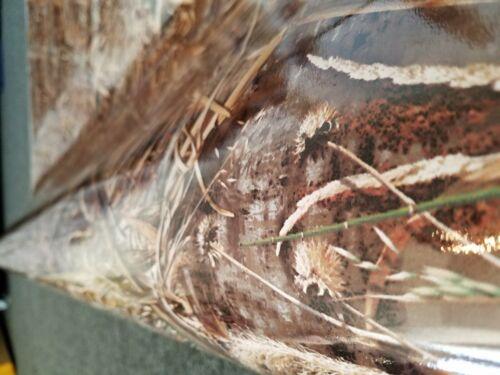Long Grass Gloss Camouflage Vinyl Car Wrap Camo Film Decal Sheet Roll Adhesive