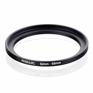 RISE-UK-52mm-58mm-52-58-mm-52-to-58-Step-Up-Ring-Filter-Adapter-black