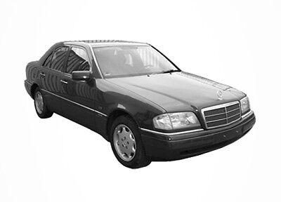 1993-2000 Phantom 85 Passgenaue Tönungsfolie Mercedes W202 C-Klasse Kombi Bj