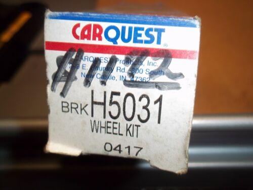 Disc Brake Caliper Guide Pin Front CARQUEST H5031