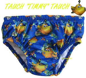 Schwimmwindel-Badewindel-Aquawindel-Windel-Badehose-Baby-TAUCH-TIMMY-TAUCH-NEU