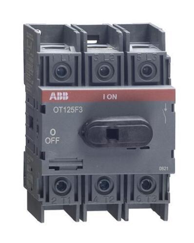 ABB 125A 3 Pole Isolator