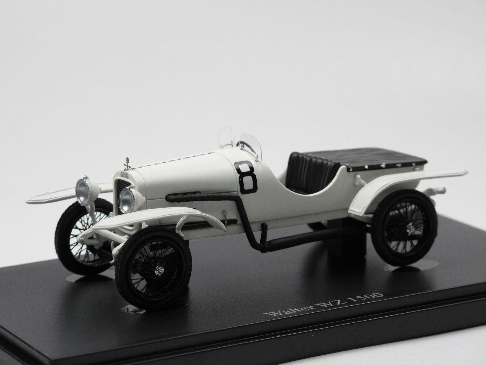 AutoCult 01002 Walter WZ 1500 Rennwagen (CZ) Bergrennen 1924  43