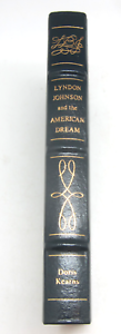 Lyndon-Johnson-American-Dream-Easton-Press-Library-of-Presidents-Collector-039-s-Ed