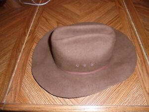 Cowboy Hat Made By Turner Hat Company Model The Texan Size Large  c4c4c64fc6b