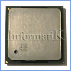 Intel Pentium 4 Processore CPU SL6WJ (512KB, 2.80 GHz, 800MHz) Socket PPGA478