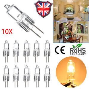 10-Pack-G4-Halogen-Capsule-Light-Bulbs-Replace-LED-Lamp-12V-5W-10W-20W-35W-NEW