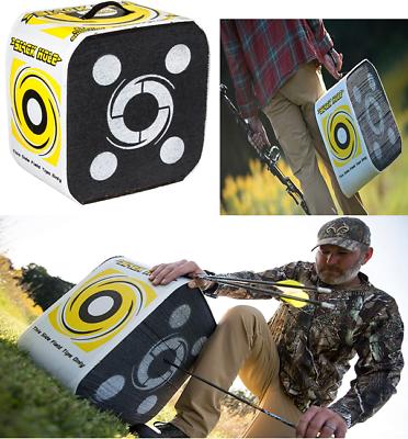 4 Sided Archery Target Black Hole Hunt Stops All Broadheads Fieldtips Shooting Uitstekende Eigenschappen