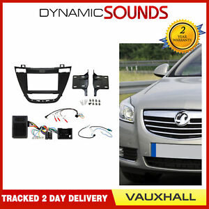 CTKVX02 Double Din Fascia Steering Antenna Fitting Kit For Vauxhall Insignia