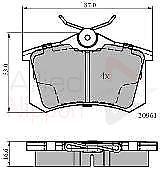 QSP Front Brake Disc Single for Seat Altea XL 2006 to 2016