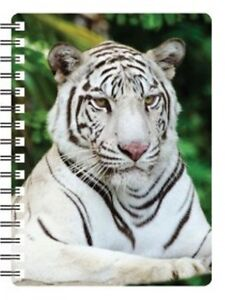 SIBERIAN TIGER 3D NOTEBOOK PAD  Ideal Christmas stocking filler