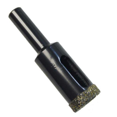 122111 Sonder Hochwertig Diamantbohrmaschine Glas Marmor Keramik 6mm bis 25mm