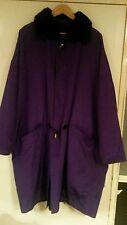 mens gianni versace coat size 50 L