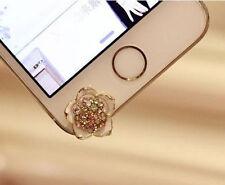 Anti Dust Plug For iPhone SE 6SPlus 6S 6plus 5C 5S 5 4 Colorful Rose Flower
