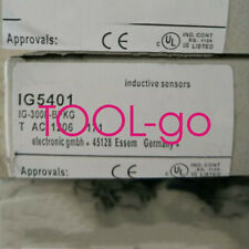 Original Proximity switch IG5401 inductance sensor