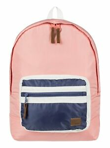 Image is loading Roxy-Morning-Light-Colorblock-16-L-Medium-Backpack 3f0016e965c54