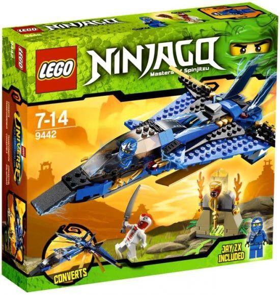 LEGO Ninjago Jay's Storm combatiente Set   9442  punti vendita
