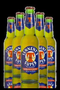 Birra-Tennent-039-s-Super-lt-0-33-vap-x-24-bottiglie