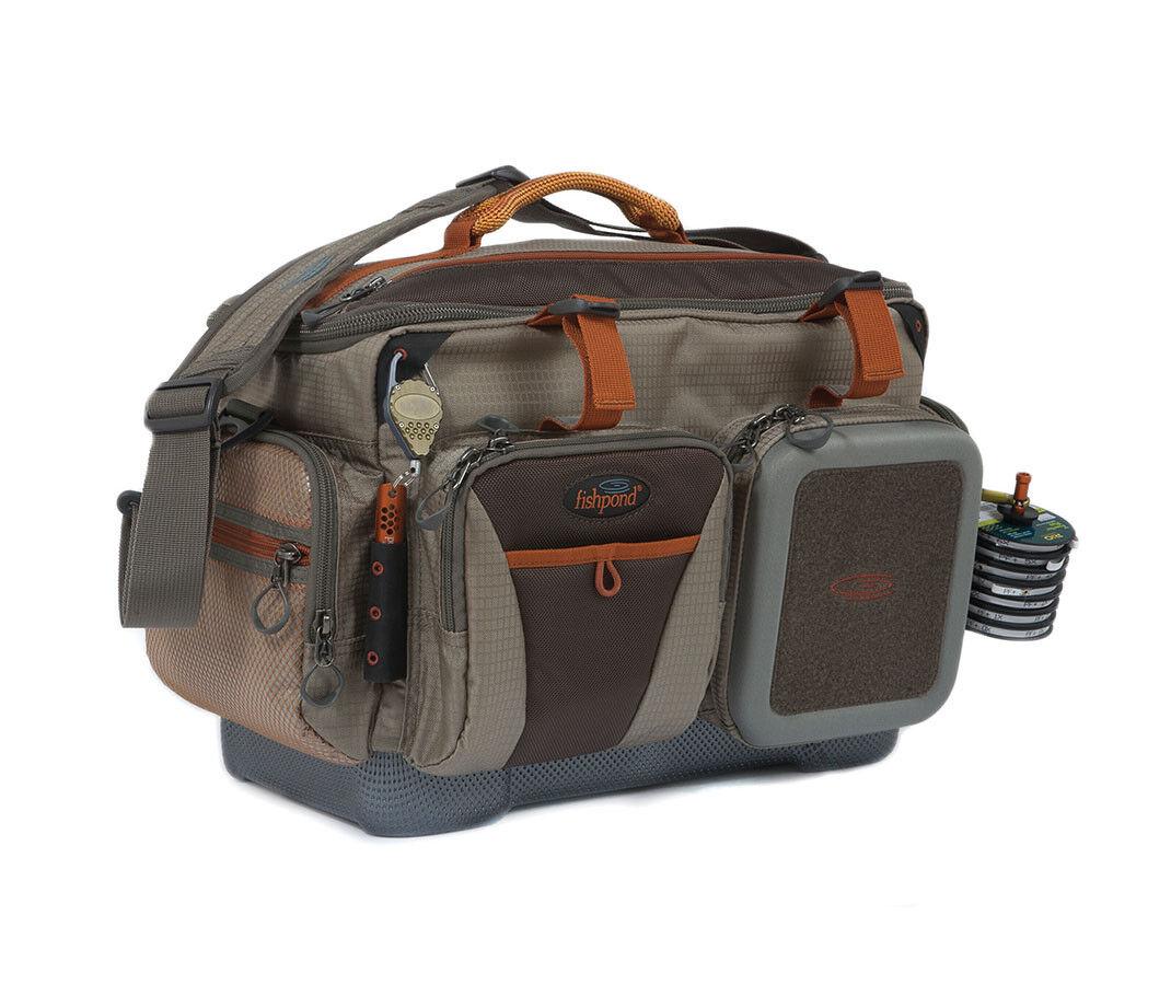 Fishpond Green River Gear Bag - color Granite - New
