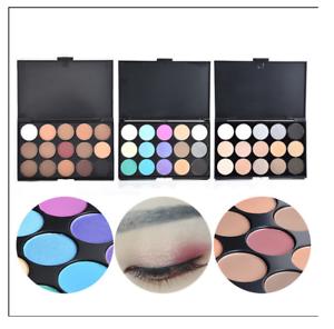15-Colors-Fashion-Eye-Shadow-Makeup-Cosmetic-Shimmer-Matte-Eyeshadow-Palette-Set