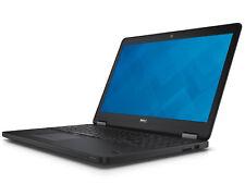 """Dell Latitude E5550 15.6"""" i5-5200U 2.2GHz 8GB 256GB SSD Windows 10 Pro"""