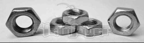 Steinjager Nuts Bulk Jam Fasteners Bulk M20 x 1.50 RH 5 Pack Class 4