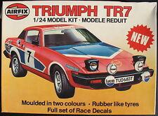 Airfix 06406-2 - Triumph tr7 - 1:24 - auto modelo kit -- model kit