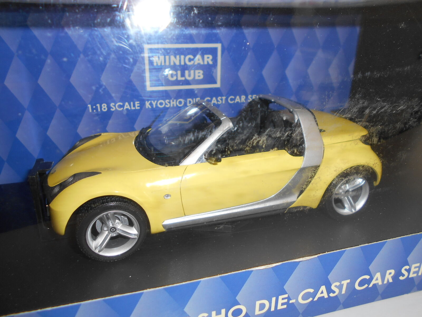 KYO09102Y by KYOSHO SMART ROADSTER 1 18