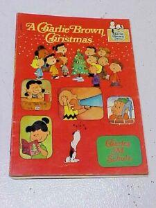 Charlie brown christmas book online