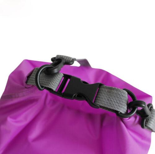 5//10//20//40L Waterproof Dry Bag Sack Canoe Kayak Floating Camping Sailing Fishing