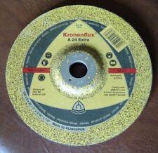 Kronenflex Grinding Wheel A 24 Extra 180 X 8 X 22 7 X 516 X 78 8500 Rpm