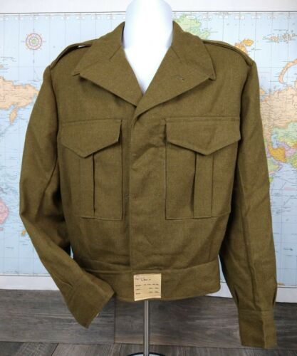 MILITARY SURPLUS Battledress Jacket Australian ME