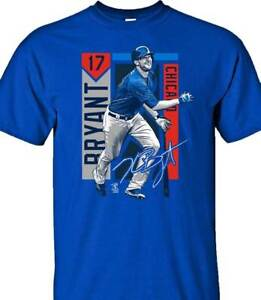 Chicago-Cubs-MLBPA-KRIS-BRYANT-17-Color-Block-Youth-Boys-Cotton-Tee-Shirt-Blue