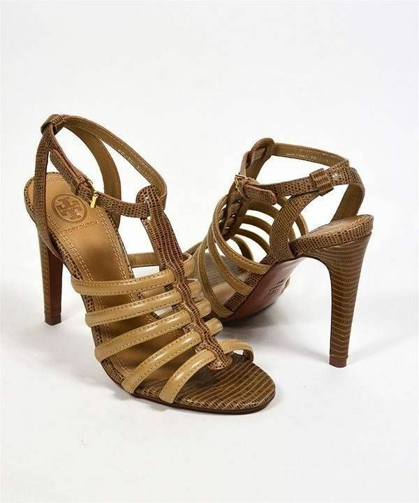 best-seller Tory Burch Charlene Gladiator Gladiator Gladiator High Heel Sandals Sz 9,  295  outlet in vendita