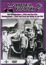 Dick und Doof (Laurel & Hardy) Die Geldgierigen u.a.                 | DVD | 555