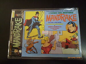 MANDRAKE L'UOMO DEL MISTERO n° 34  - COMIC ART - 1994