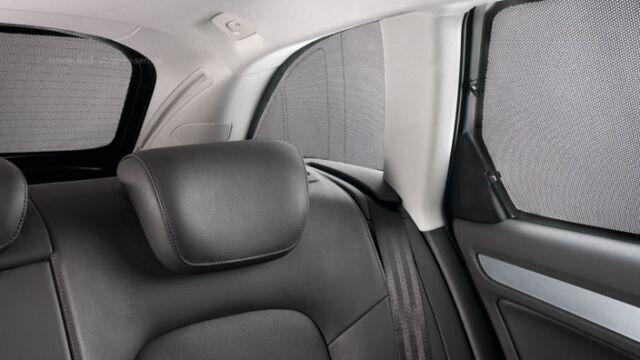 Original Audi A4 8W avant Système Protection Solaire 3er-Set A4 8W Crème