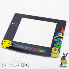 Nintendo GameBoy Color Display Scheibe Screen Ersatzscheibe Game Boy Pokemon #1
