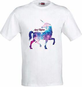 Personnalise-Cosmic-Multicolore-Unicorn-Full-Color-Sublimation-T-Shirt