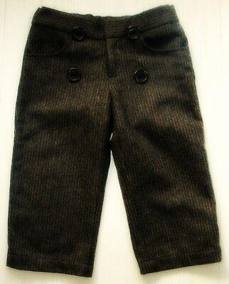 Ambizioso Pantaloni Corti Ragazze Età 3 (98 Cm) Di Marca Adolfo Dominguez Lana Merino-mostra Il Titolo Originale Vari Stili